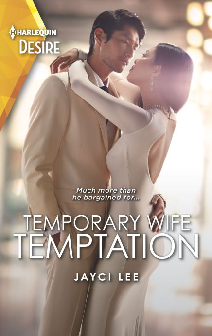 cover_Temporary Wife Temptation_Jayci Lee