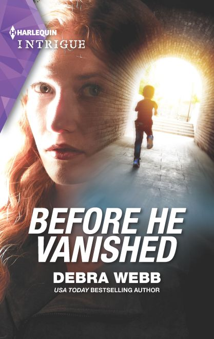 cover image_Before He Vanished by Debra Webb (Intrigue)