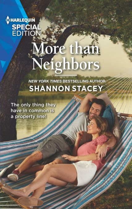 cover image_More Than Neighbors_Shannon Stacey_Harlequin SE