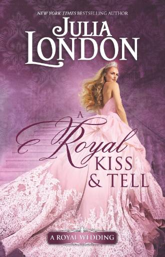 A Royal Kiss & Tell Cover